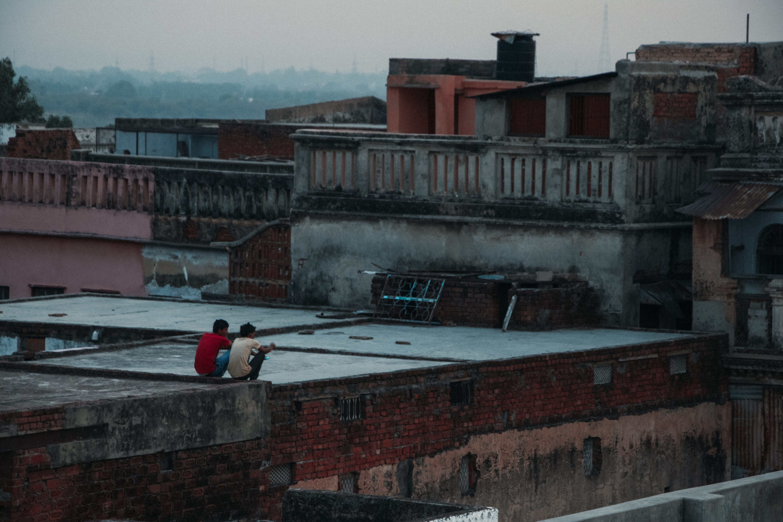 Varanasi, India. 2016